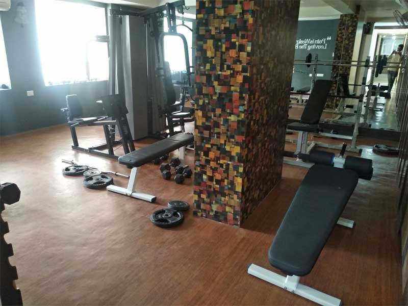Uninav Heights Gym