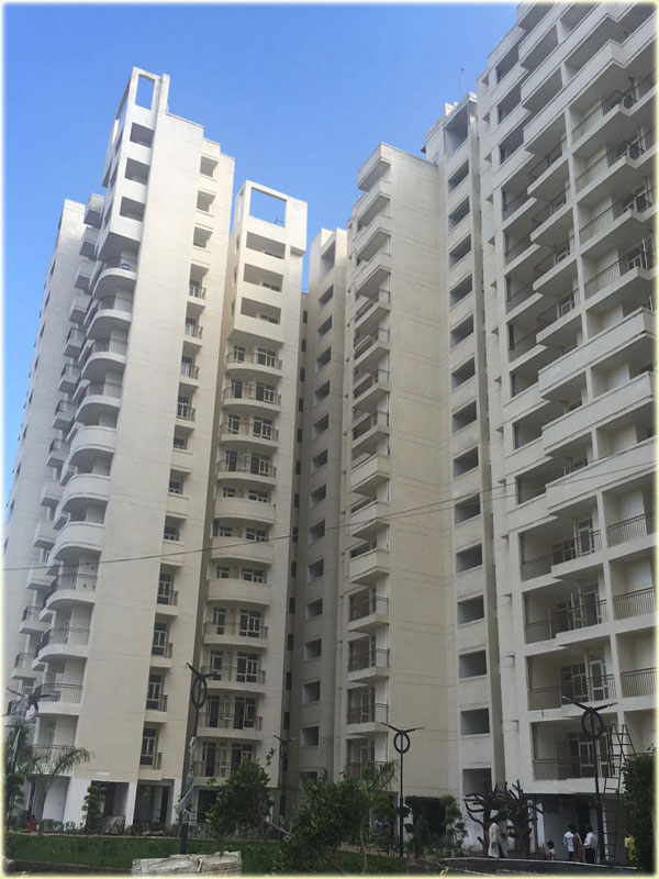 Uninav Heights Phase 1 Building